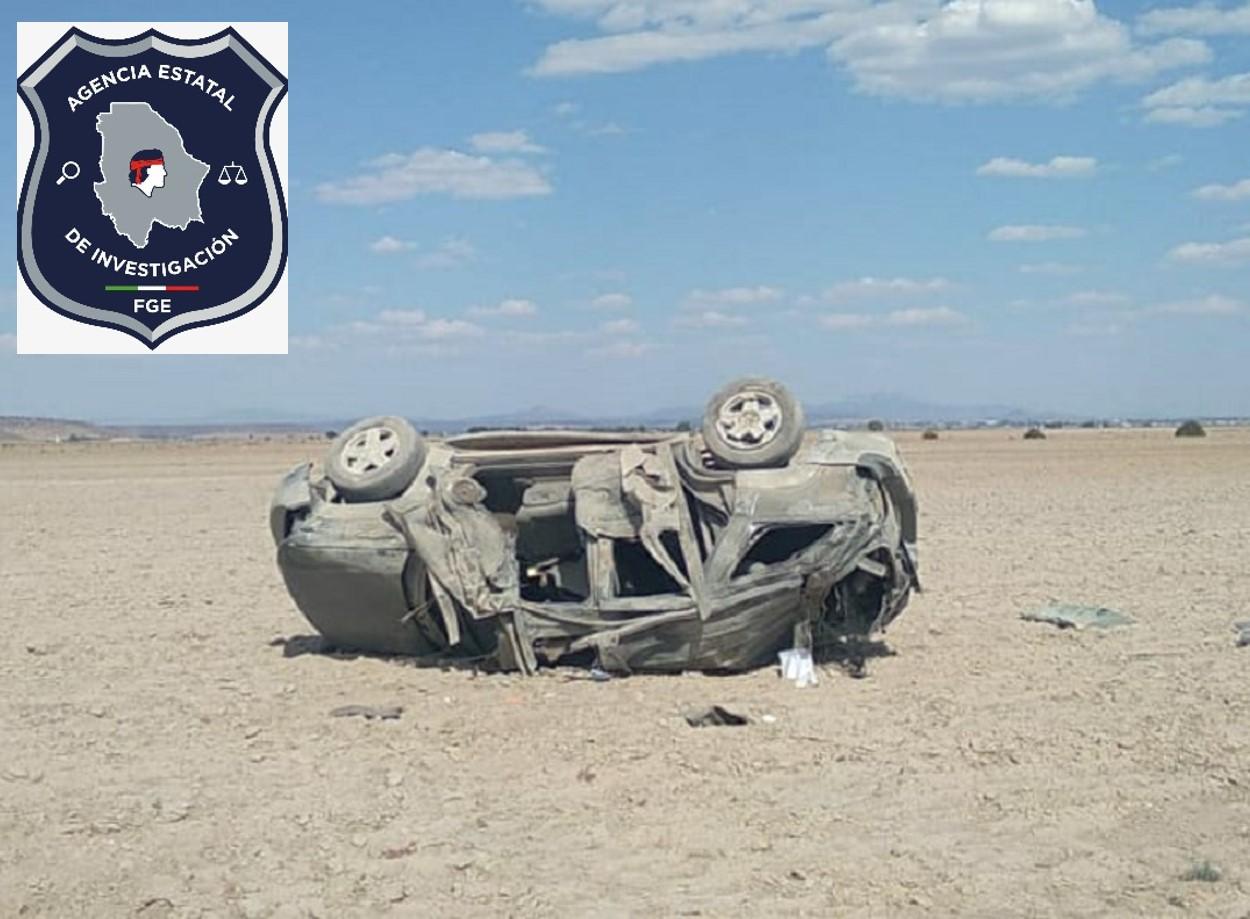 Accidentes dejan dos personas sin vida, en Namiquipa