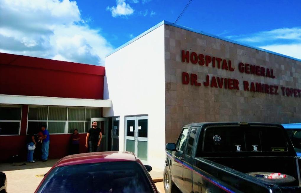 Cuauhtémoc > Muere en el hospital joven que sufrió accidente vial