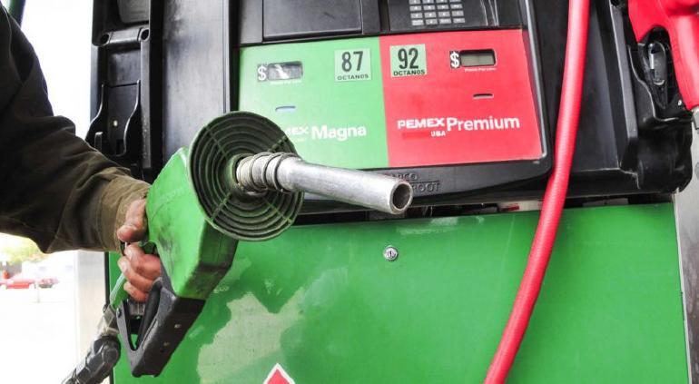Volvió aplicar Hacienda estímulo fiscal a gasolinas