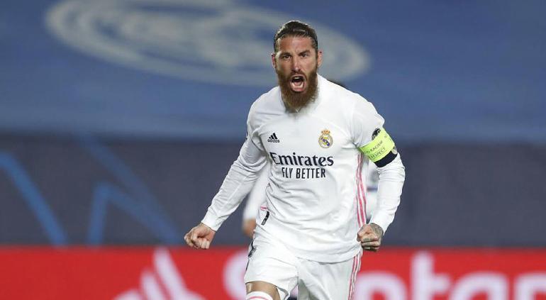 """""""Gracias"""": Real Madrid anunció salida de Sergio Ramos"""