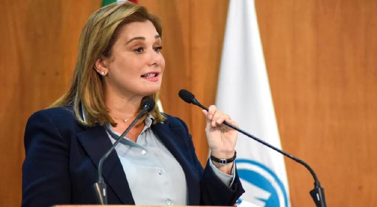 Maru Campos, negativa a COVID tras reunión con Marko