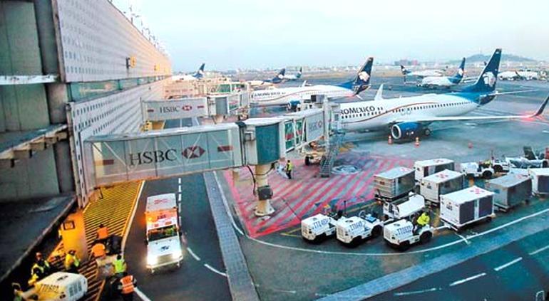 México culpable de caos en 165 vuelos en aeropuerto de CDMX: EU