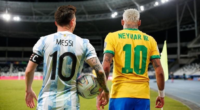 Final de Copa América: Brasil vs Argentina ¿Dónde y a qué hora verla?