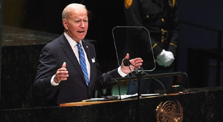 Competencia vigorosa con China; no buscamos guerra fría: Biden en ONU