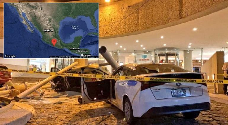 Declaran desastre en Guerrero por sismo de 7.1