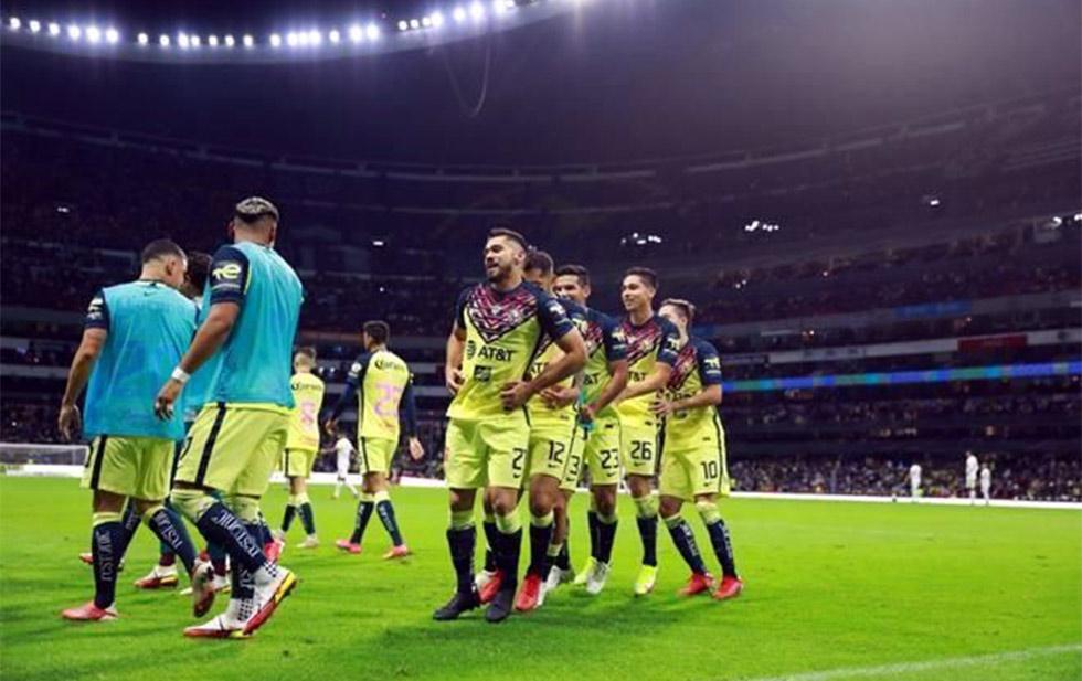 Asegura América liderato tras vencer a Tigres