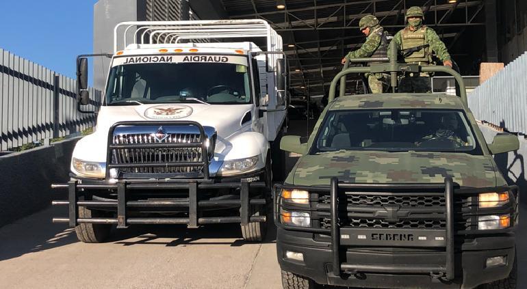 """Cumple 72 horas """"blindado"""" Hospital General por detención del Jaguar"""