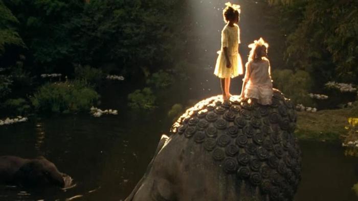Fotograma de la película 'La princesita' (1995).