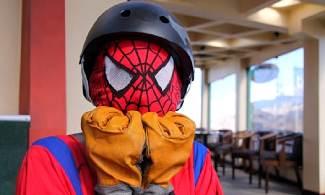 La Paz Spiderman