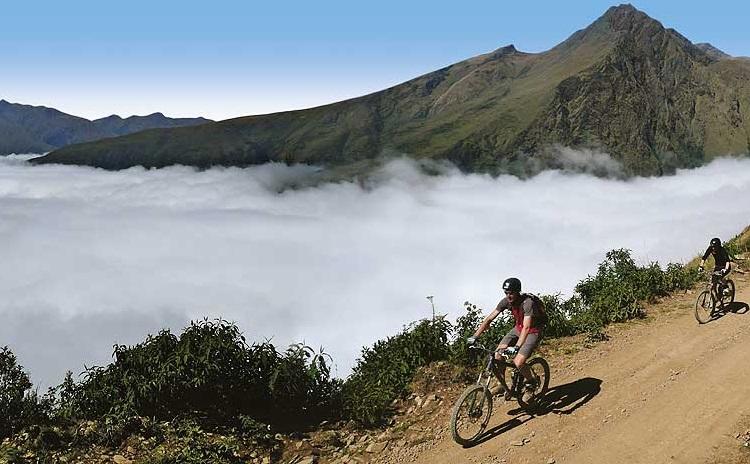 paseo y río bolivia amazon mountain bike 4
