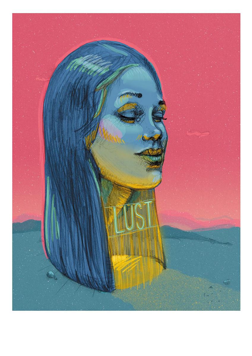 Aurora Rumi - Lust