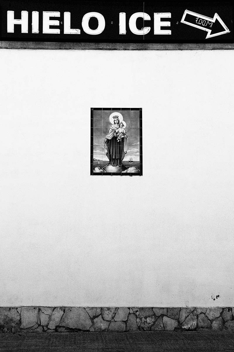 Luis Solana Lumbreras - Santo hielo