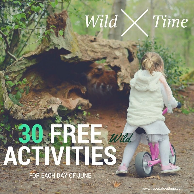 30 FREE & WILD Outdoors Activities 2