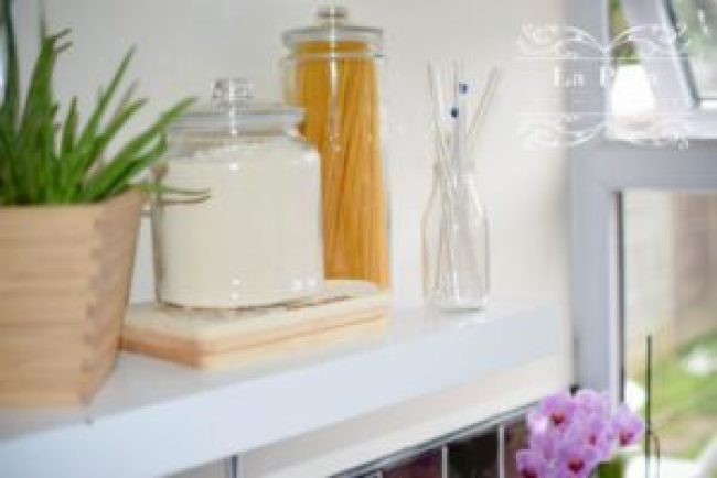 glass straw storage