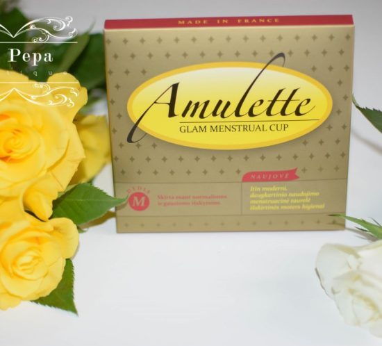 Amulette Menstrual Cup review