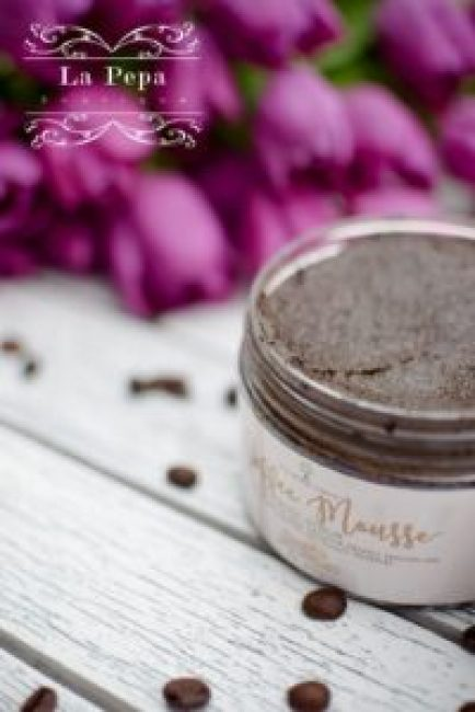 Review | Coffee Mouse scrub by Little Organic Company