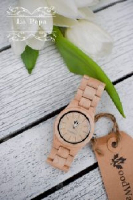 Eco Style | WoodWatch wooden watch review