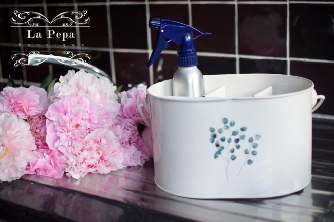 Eco Home   Cleaning Home with Soda, Vinegar and Essential Oils