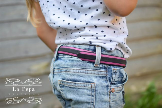 Eco Style | Vegan and Eco-Friendly Belts for Mother & Daughter