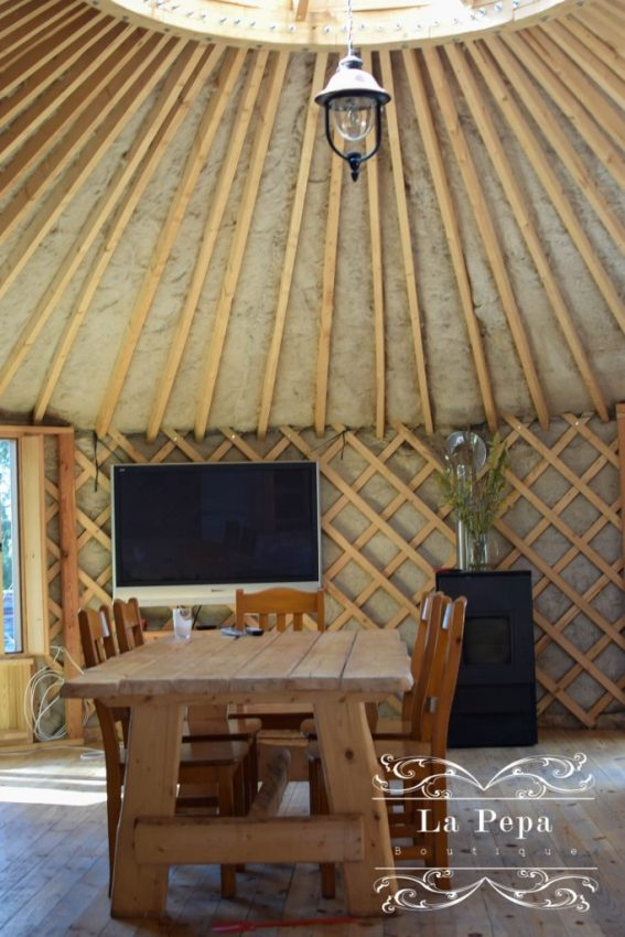 Green Travellers   Yurts Village in Lithuania