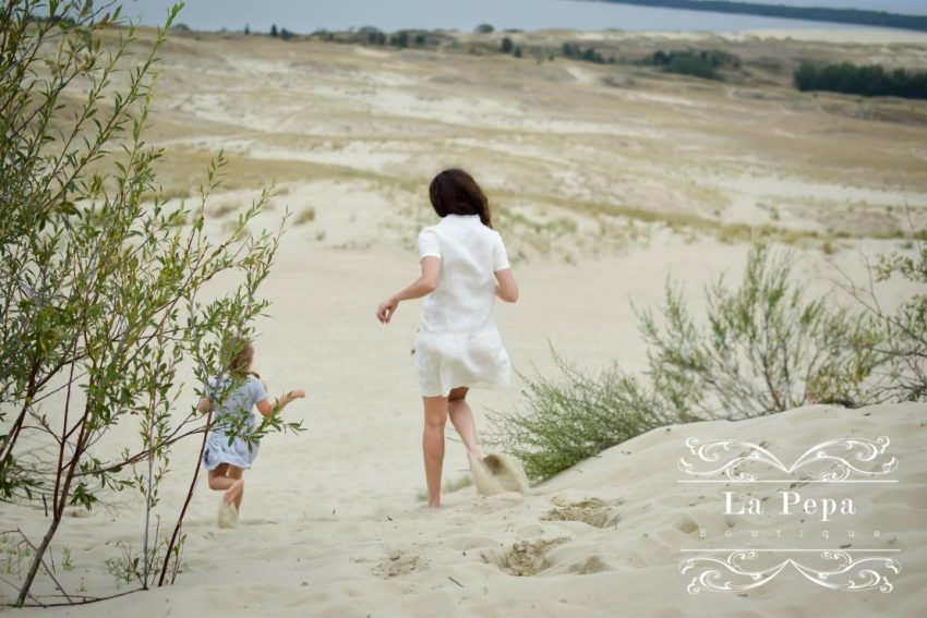 Eco Style   Linen Dress is Not Only for Summer!