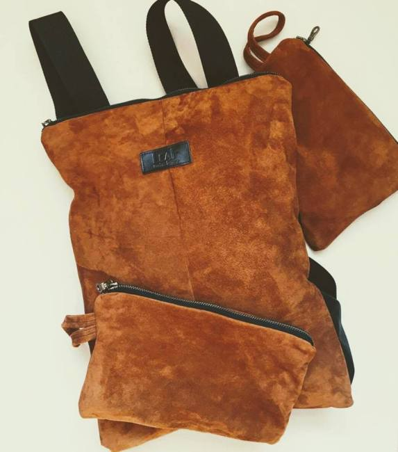 Eco Chat | LeaF - New Handbag from Your Old Clothes