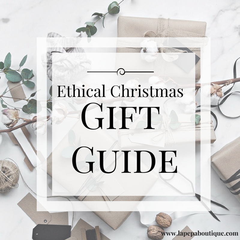 Ethical Christmas Gift Guide La Pepa Blog