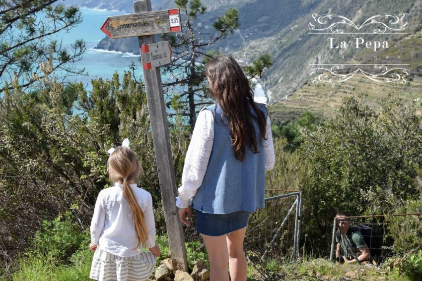Travels | Hiking With Kids in Cinque Terre 6