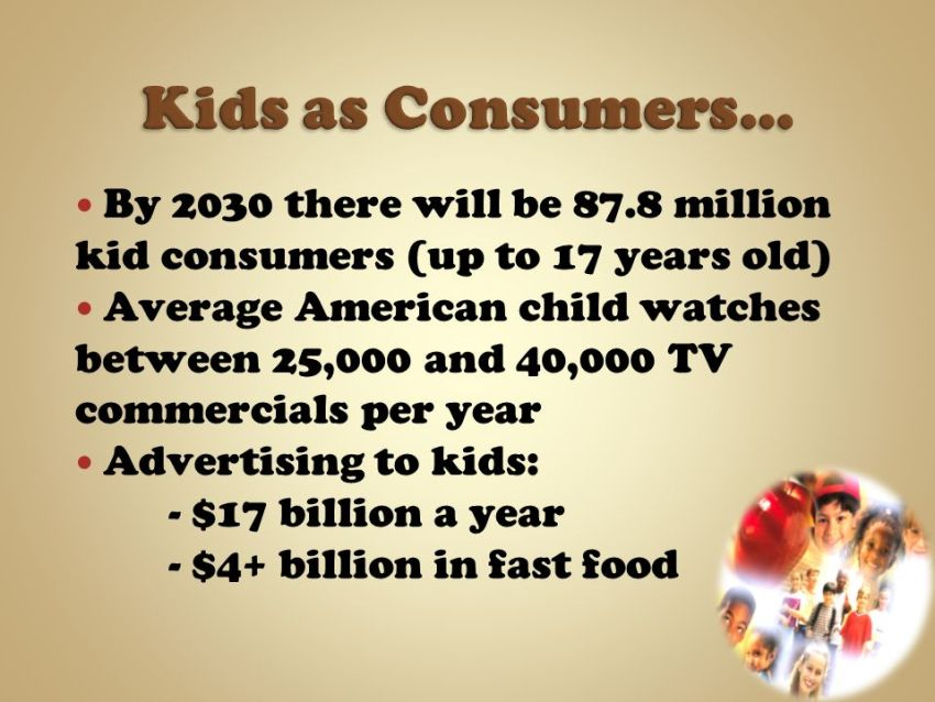 Commercialised Childhood Part 1 | Children as Consumers 3