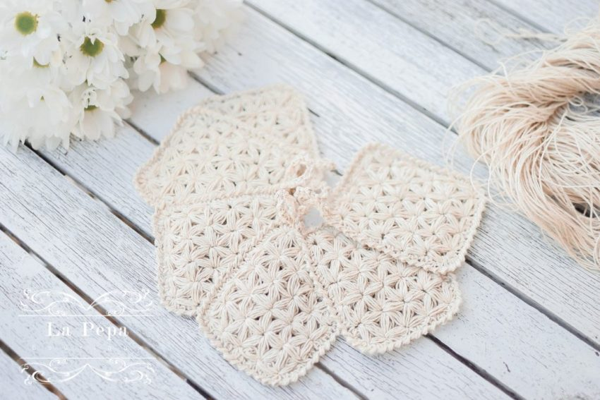 Keep it Simple | Crochet Hemp Dish Cloth and Soap Saver