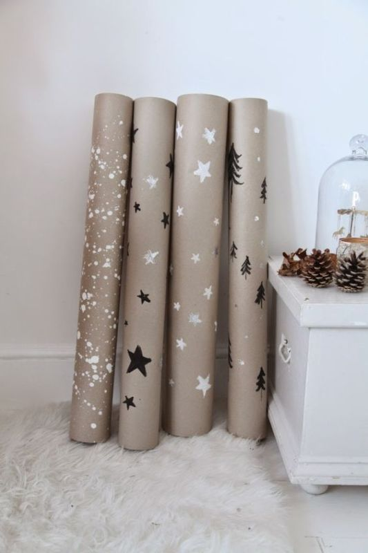 Eco Christmas | Eco-Friendly Gift Wrapping Ideas 3
