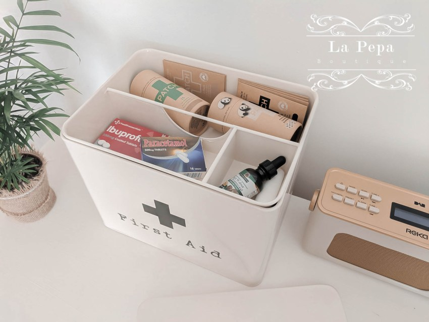 Eco Home | Low Waste First Aid Kit