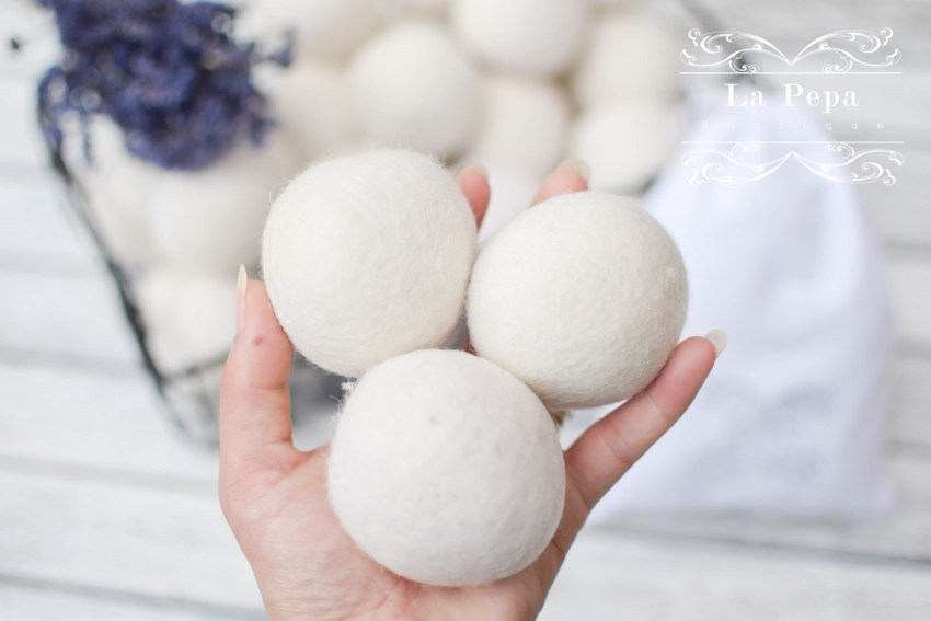 Eco Home | Savvy and Chemical Free Laundry with Wool Dryer Balls 1