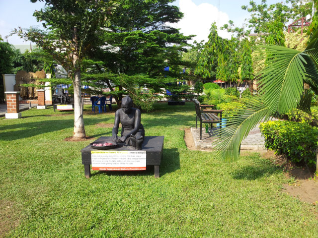 Image result for Freedom park lagos image