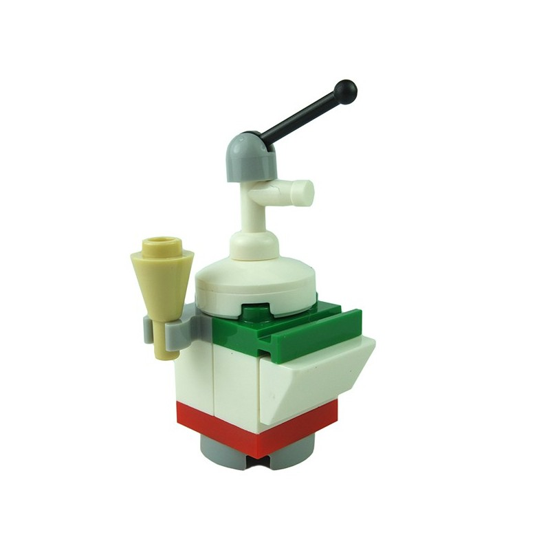 Lego Accessories Minifigure Mini Set Ice Cream Cart LEGO   Ice Cream Cart