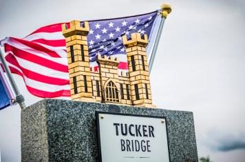 Inauguration Monument Tucker