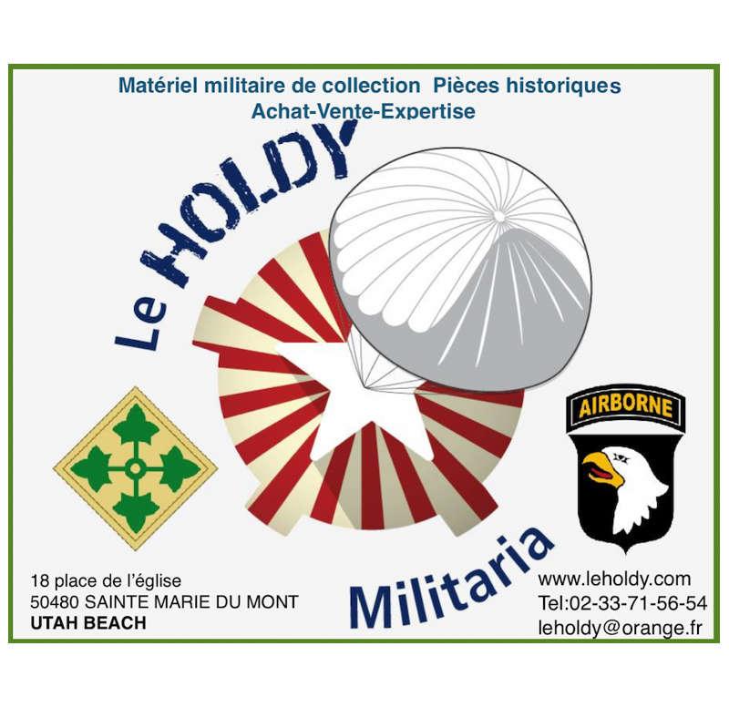 Boutique du Holdy à Sainte Marie du Mont en Normandie
