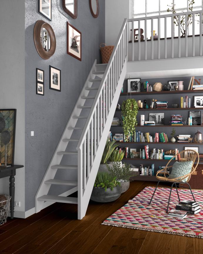 Combien Coute Un Escalier Lapeyre