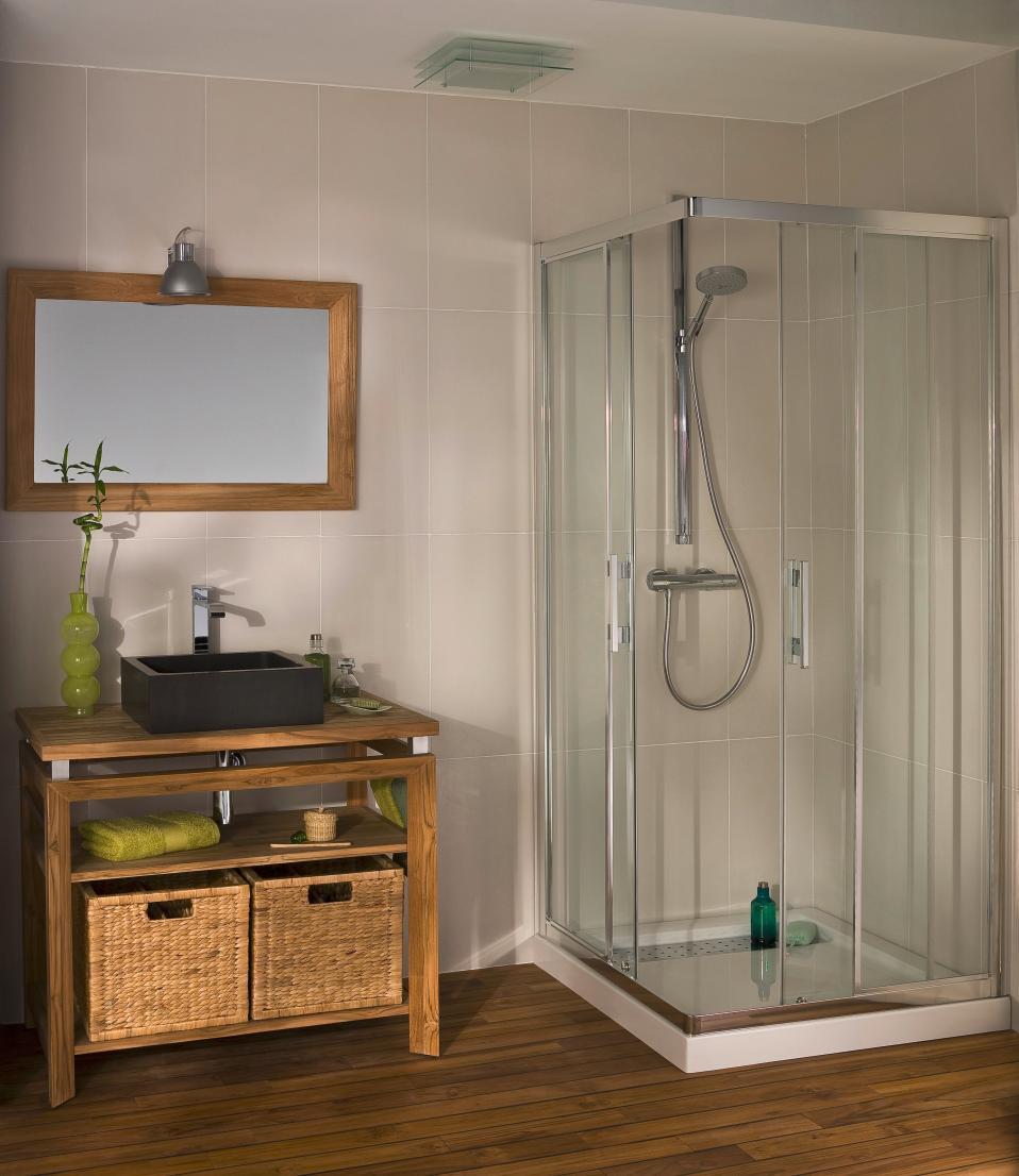 parquet de salle de bains comment bien le choisir lapeyre