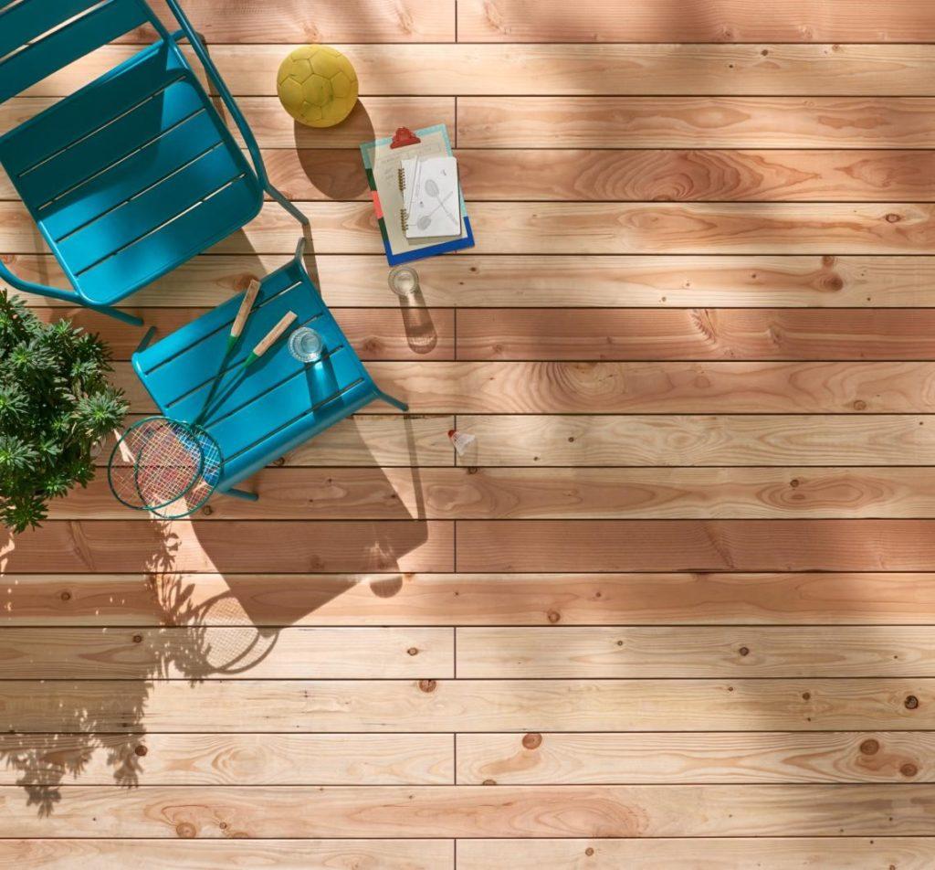 Quels Revetements Pour Une Terrasse Idees De Clotures Lapeyre