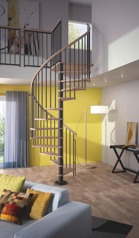Escalier En Beton Comment L Habiller Lapeyre