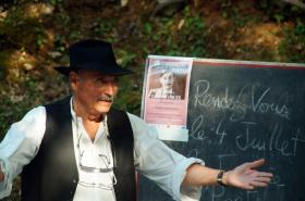 ... puis Pierre Dumousseau qui patoise charentais