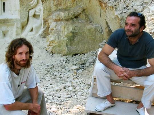 2003 avec Patrik Vleck