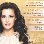 skin treatment offers