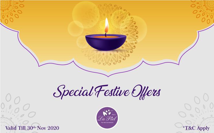 SPECIAL FESTIVE OFFERS - DIWALI 2020