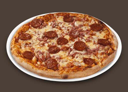 Pizza Texane chorizo