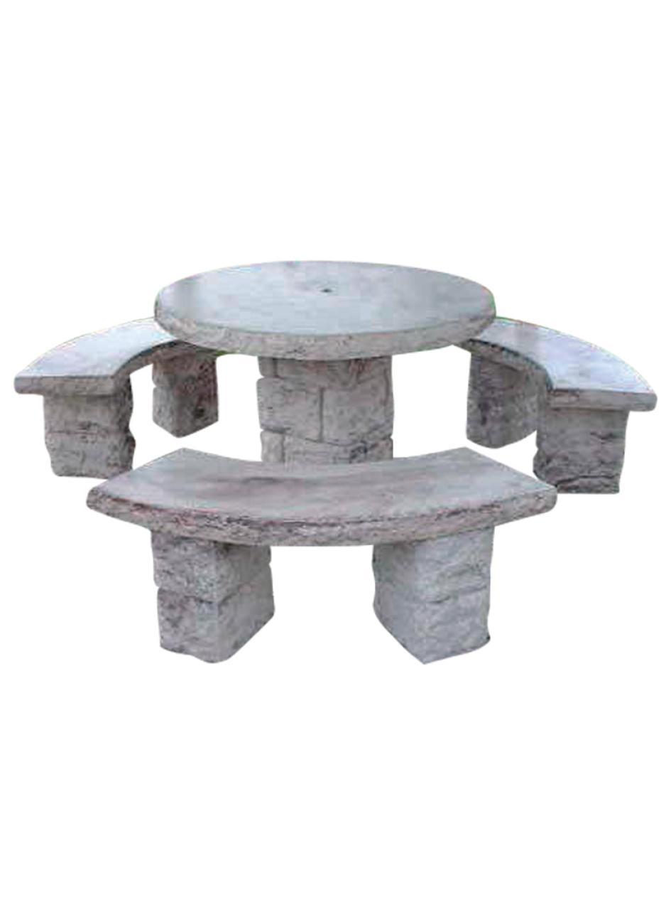 pierre seche veinage gris