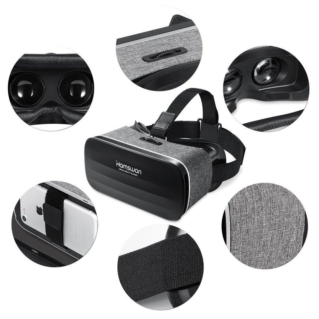 Casque VR - Hamswan Casque VR