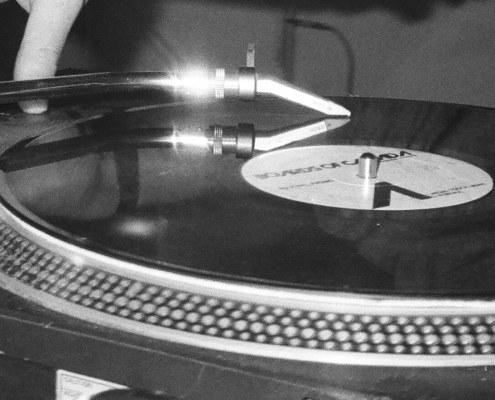 vinyle platine
