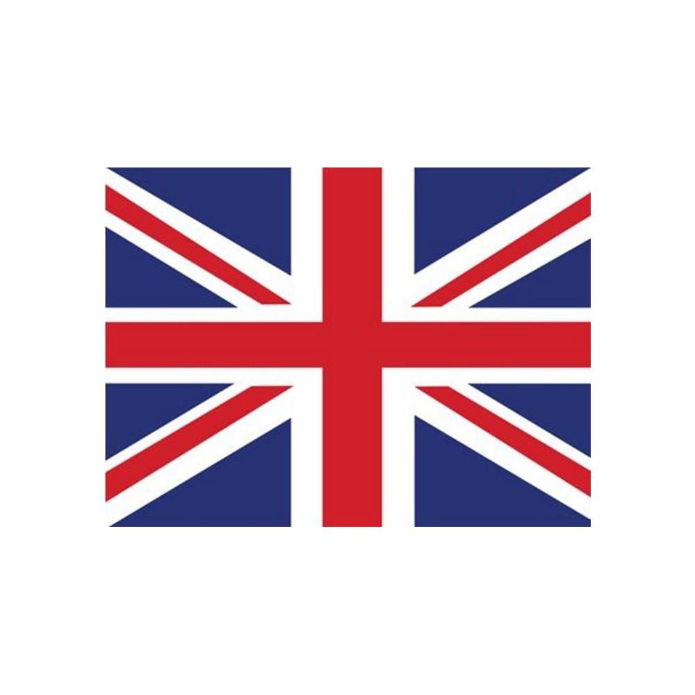 Plaque Metal 20x15cm Drapeau Anglais Uk Union Jack Enseignes Et Affiches Decoration De La Maison Banistreet Com